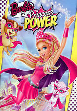 Barbie in Princess Power (DVD, 2015)