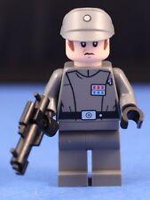 LEGO® STAR WARS™ 75055 Minifigure IMPERIAL OFFICER™ plus custom E-11 blaster!