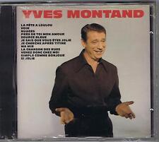 CD NEUF YVES MONTAND JE SAIS QUE VOUS ETES JOLIE