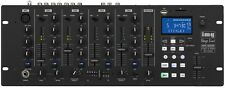 IMG Stage Line MPX 40 DMP Stereo DJ Mixing Desk with integrated MP3 player