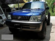 Toyota Land cruiser 90 series Wide wheel arches fender flares extension.