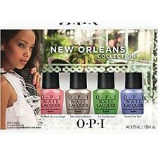 OPI Nail Lacquer New Orleans Jambalayettes Mini Collection