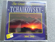 TCHAIKOVSKY - THE GREAT COMPOSERS - CD - ALBUM - DISC TWO