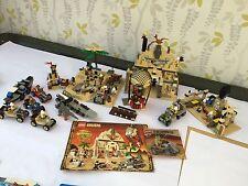 Lego 5988 aventureros Set Nº 5988 el templo de annubis faraón Raro