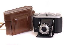 AGFA ISOLETTE 120 pellicole in rotoli VIDEOCAMERA + APOTAR 85mm F4.5 LENS (7278)