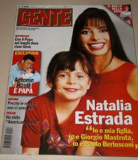 GENTE=2000/14=NATALIA ESTRADA=ANTONIO ROSSI=PATITUCCI SIMONA=RITA DALLA CHIESA=