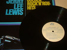 Jerry Lee Lewis Golden Rock'n'Roll Hits LP