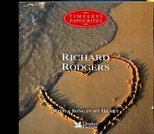 Reader's Digest / Richard Rodgers - With A Song In My Heart - 3Cd Fat Box - MINT