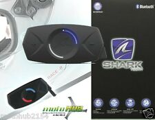 Shark SharkTooth Bluetooth Kit Wireless Integrated System Motorcycle Road Bike