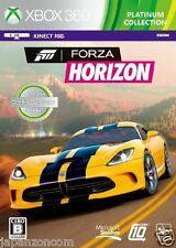 Used Xbox 360 Forza Horizon Best MICROSOFT JAPAN JP JAPANESE JAPONAIS IMPORT