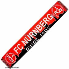ECHARPE FC NUREMBERG Allemagne scarf schal cachecol sjaal no drapeau maillot ...