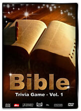 Bible Trivia DVD Game - Fun Fact Filled Trivia Family Game on DVD - Home School
