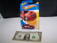 Hot Wheels #12 Red Subaru WRX ST1 - #33  New Models - 2012