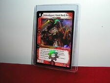 DUEL MASTERS DM-04 SHADOWCLASH OF BLINDING NIGHT DOBOULGYSER TRADING CARD