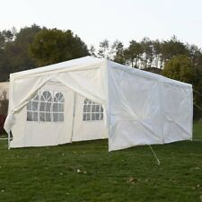 10'x20'Outdoor Heavy duty Canopy Party Wedding Tent Gazebo Pavilion Cater Events