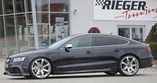 Rieger porte pour Audi a5 b8 sporback incl. Facelift/incl. s-line/s5