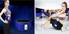 Women Men 100-240V X5 Times Vibration Slimming Fitness Belt