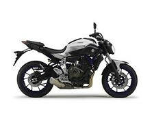 YAMAHA MT07 WORKSHOP SERVICE MANUAL 2014-2015