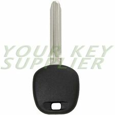 New Uncut Replacement Transponder Ignition Key TOY44G For Toyota 89785-08040