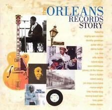 The Orleans Records Story by Orleans Record Story (CD, Mar-1999, Orleans...