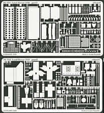 EDUARD 1/35 PHOTO-ETCHED DETAIL SET for TAMIYA SAS LAND ROVER PINK PANTHER 35076