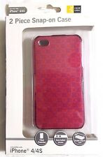 For Apple iPhone 4/4s 4 4S Hybrid Rugged Protective Hard Case Cover Case Logic