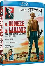 El hombre de Laramie James Stewart, , Arthur Kennedy, Anthony Mann BRAND NEW DVD