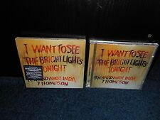CD Album - Richard & Linda Thompson - I Want To See The Bright Lights Tonight