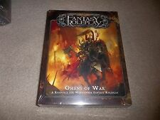 Warhammer Fantasy 3rd Ed Omens of War Box Set