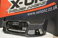 AUDI RS7 CONVERSION, A7, S7, RS7 FRONT BUMPER COMPLETE, **UK STOCK** 2015+