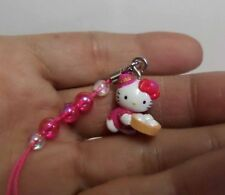 Hello Kitty Cosplay Dim Sum Girl CellPhone Strap
