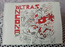 Adesivo Ultras Ancona Ultrà Vinile Sticker decalcomania Vintage da Collezione
