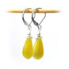 Baltic amber earrings butterscotch 2gr