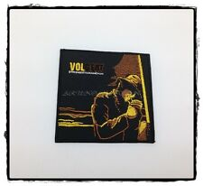 New Volbeat Embroidered Sew Iron On Patch Rock Band Heavy Metal Logo Music Badge