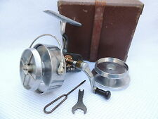 Vintage Hardy Altex No3 MkV Spinning Fishing Reel + Spare Spool.