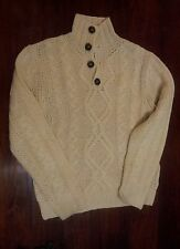 H & M L.O.G.G UNISEX  Medium Hand Knitted Sweater