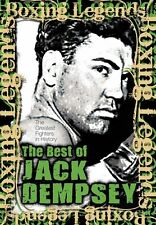 The Best Of Jack Dempsey (DVD, 2010)BRAND NEW boxing dvd!