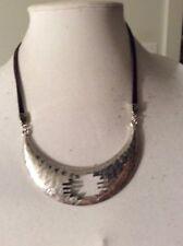 LUCKY Brand Arizona Leather Necklace $55 #E101 (5)