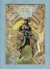 AZTEC ACE #2 9.6 NM+ 1984 ECLiPSE COMiCS DOUG MOENCH MiCHAEL HERNANDEZ TOM YEATS