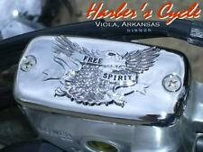 Chrome Eagle Master Cylinder CAP/LID -Honda VT 1100 Shadow Aero/ACE/Spirit/Sabre
