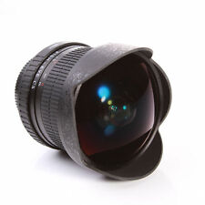 8mm f/3.5 Wide Fisheye manual lens for Canon 5D 5DII 5DIII 6D 7D 1DS 1D 1DX DSLR