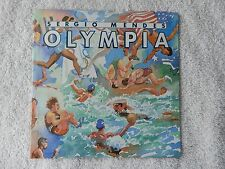"Sergio Mendes ""Olympia/Carnaval"" Picture Sleeve 45 RPM Record"