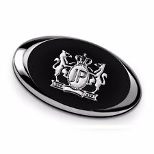 Luxury JUNCTION PRODUCE VIP 100% Metal Car Auto Badge Emblem Sticker Logo JP New