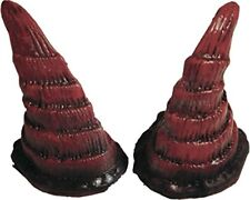 "Red Goat Horns Costume Accessory Approx. 2.5"" tall Woochie NEW CSWO415"