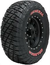 General Tire 37X12.50R20LT, Grabber 04503270000