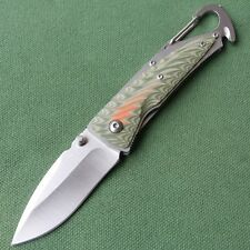 Sanrenmu SRM 7053LUC-GVP multifunction tools Knife Liner Lock pocket knife