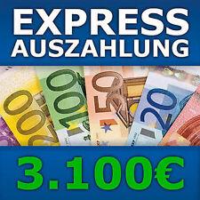3100€ Bargeld Express Auszahlung statt Handy mit Vertrag | 194,80€ mtl. | 0€ AG