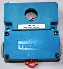 TROLEX TX 5321  Enclosure for LED Cluster lamp indicator  ENCLOSURE ONLY- NEW
