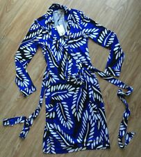 BNWT Diane von Furstenberg DVF New Jeanne Two Wrap Dress! Size 6! SOLD OUT! HOT!