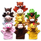 Cute Baby Child Zoo Farm Animal Hand Glove Puppet Finger Sack Plush Toy 28styles